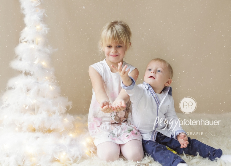 Frohe weihnachten nat rliche neugeborenen kinder - Kinderfotos weihnachten ...