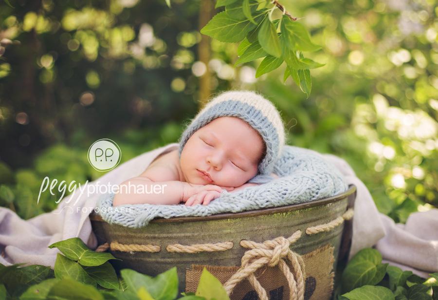 Babyfotos in der Natur, Babyfotos im Freien Bamberg, Natur Babyfotos Bamberg