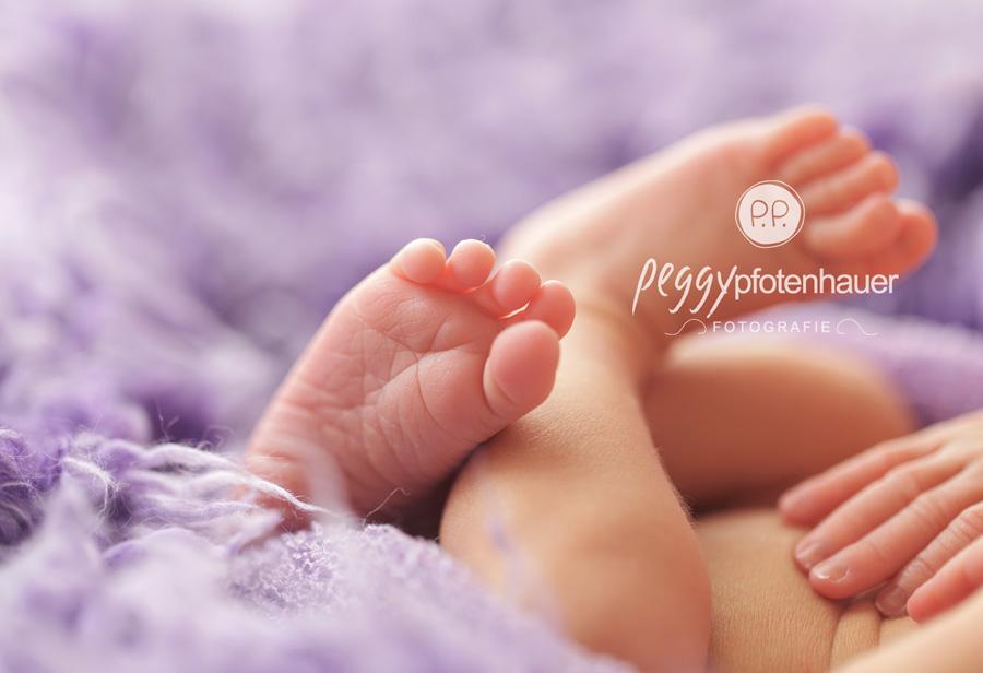 moderne Neugeborenenbilder Bamberg, Neugeborenenfotografie Franken, Babyfotograf Bayern