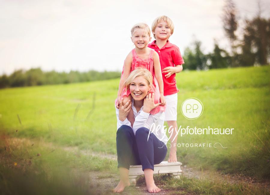 Kinderportraits outdoor, Kinderbilder im Freien, Kinderfotos in der Natur Bamberg, Familienbilder Bayreuth