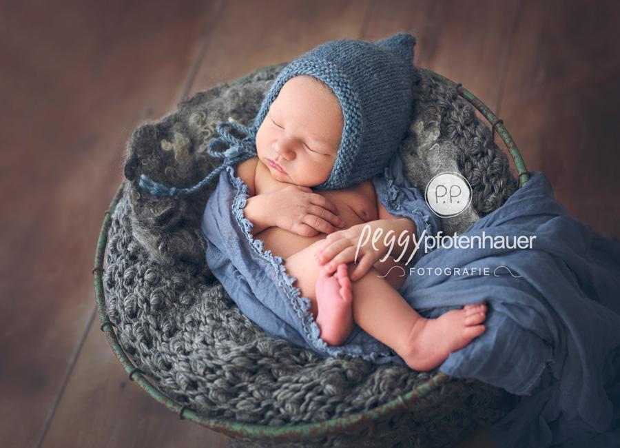 Babyfotos Bamberg, Neugeborenenfotografie Oberfranken, Babybilder Hirschaid