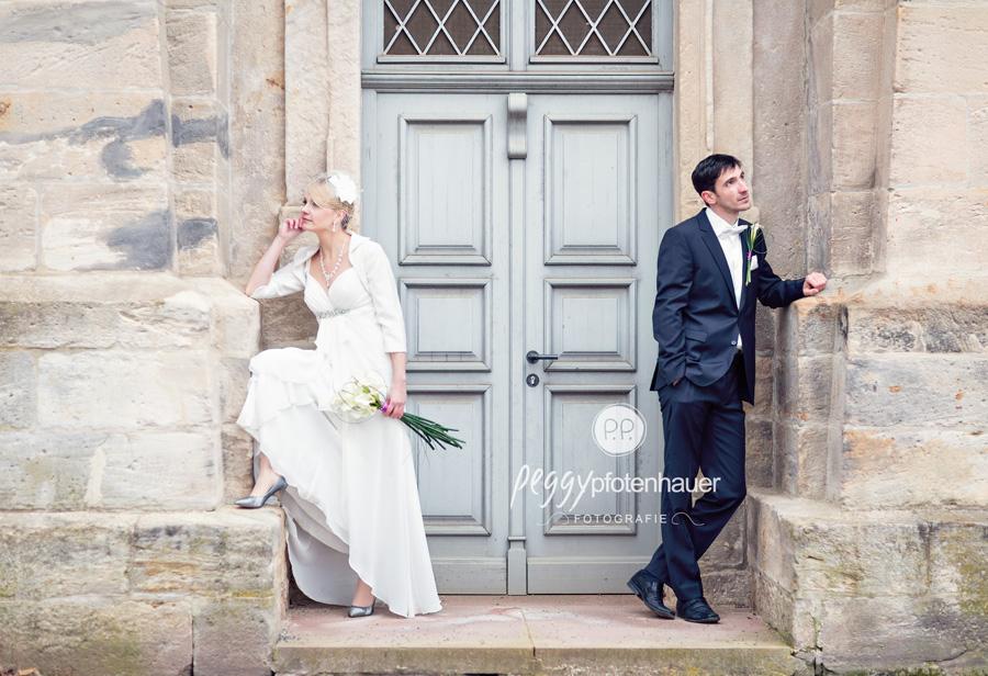 Hochzeitsbilder in Coburg, Hochzeitsporträts
