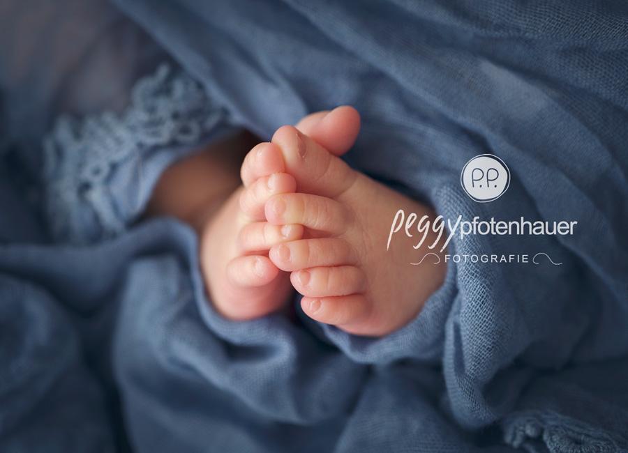 zarte Babyfotos Bayern, Babyfotograf Schweinfurt