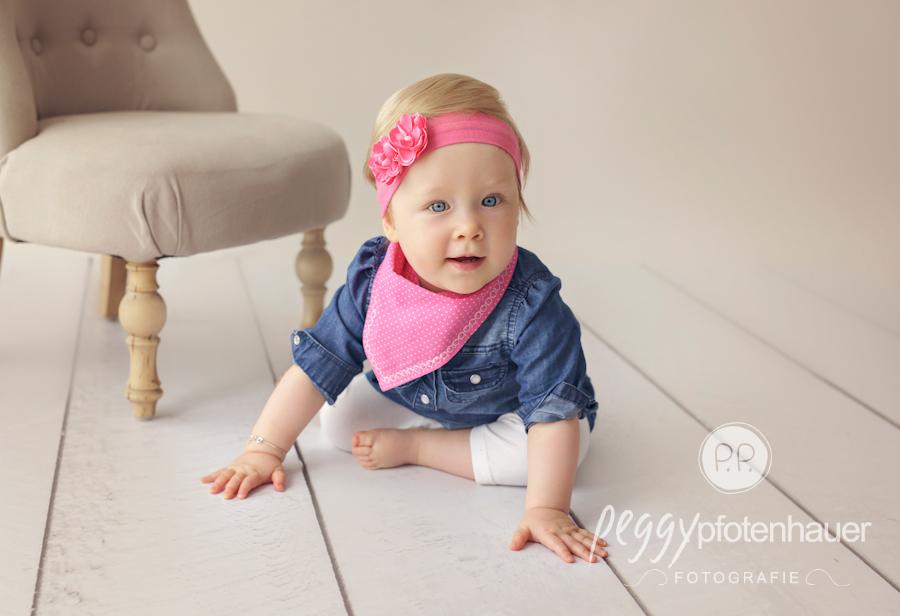 Babybilder im Studio, Babyfotografie Bamberg