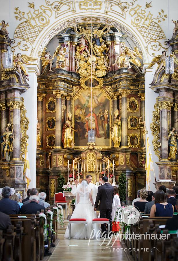 kirchliche Trauung fotografieren