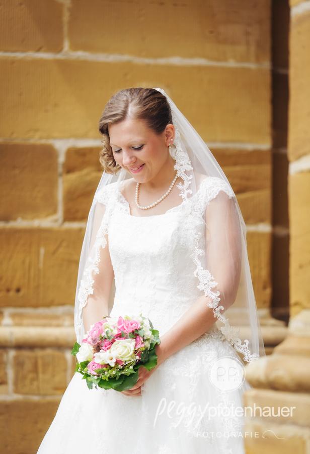 stilvolle Brautbilder Bamberg, Brautfotos Coburg