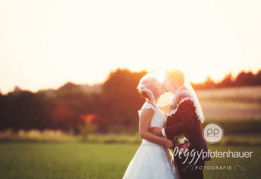 traumhafte Hochzeitsfotos Bayern