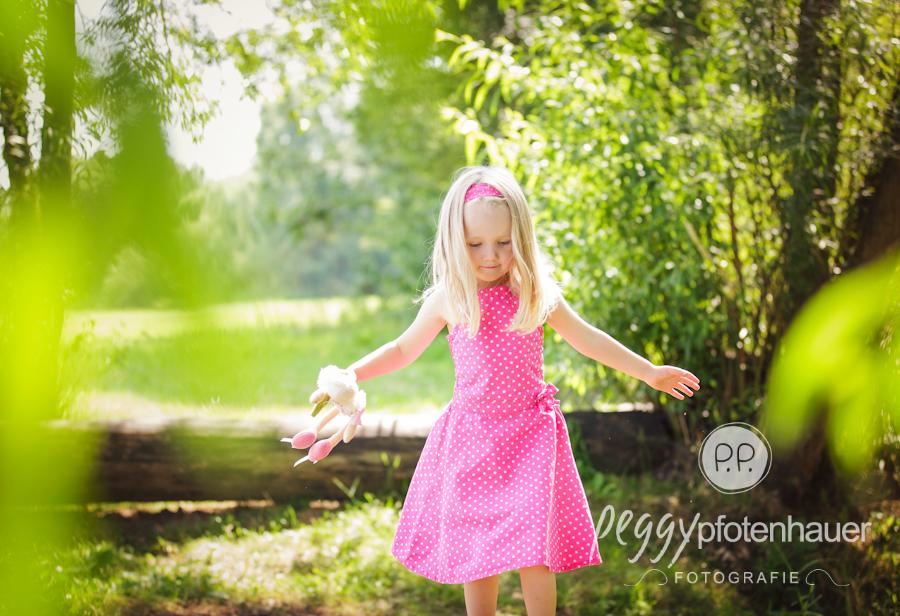 Bilder von Kindern in der Natur, Kinderfotos Bamberg