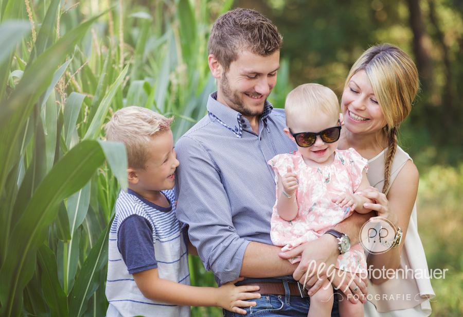 Familienfotograf Bamberg, Familienportraits in der Natur bei Bamberg