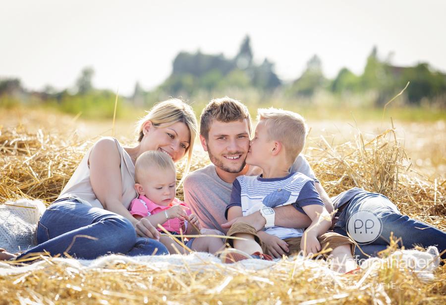 Familienfotografie Bayern, Familienfotos in der Natur Bamberg