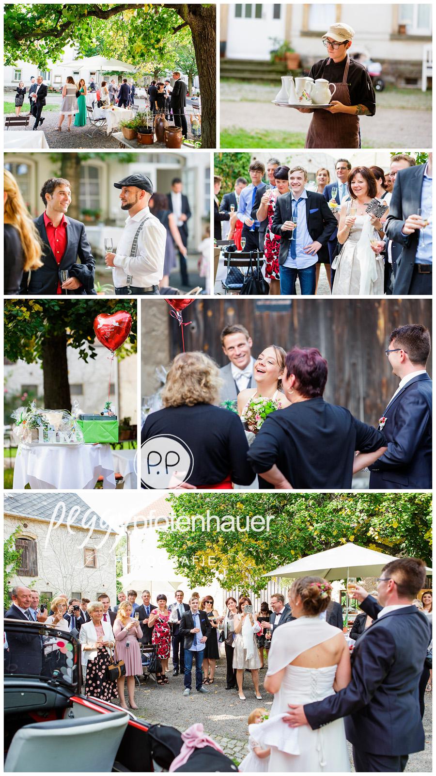 Hochzeitsreportage Bayreuth