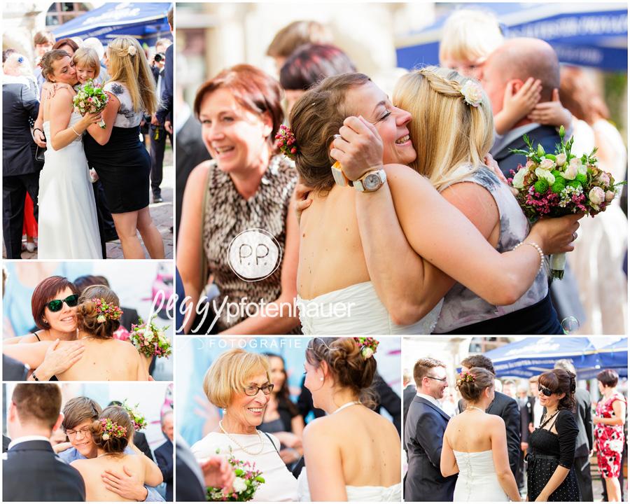 moderne Hochzeitsreportagen Bayern