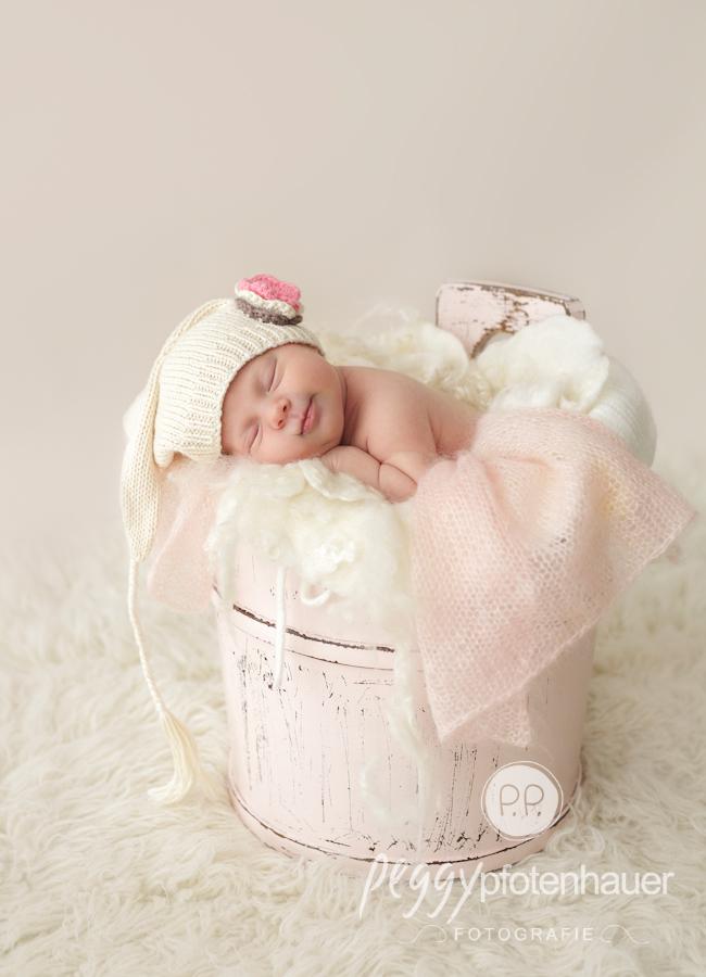 süße Neugeborenenbilder Bamberg