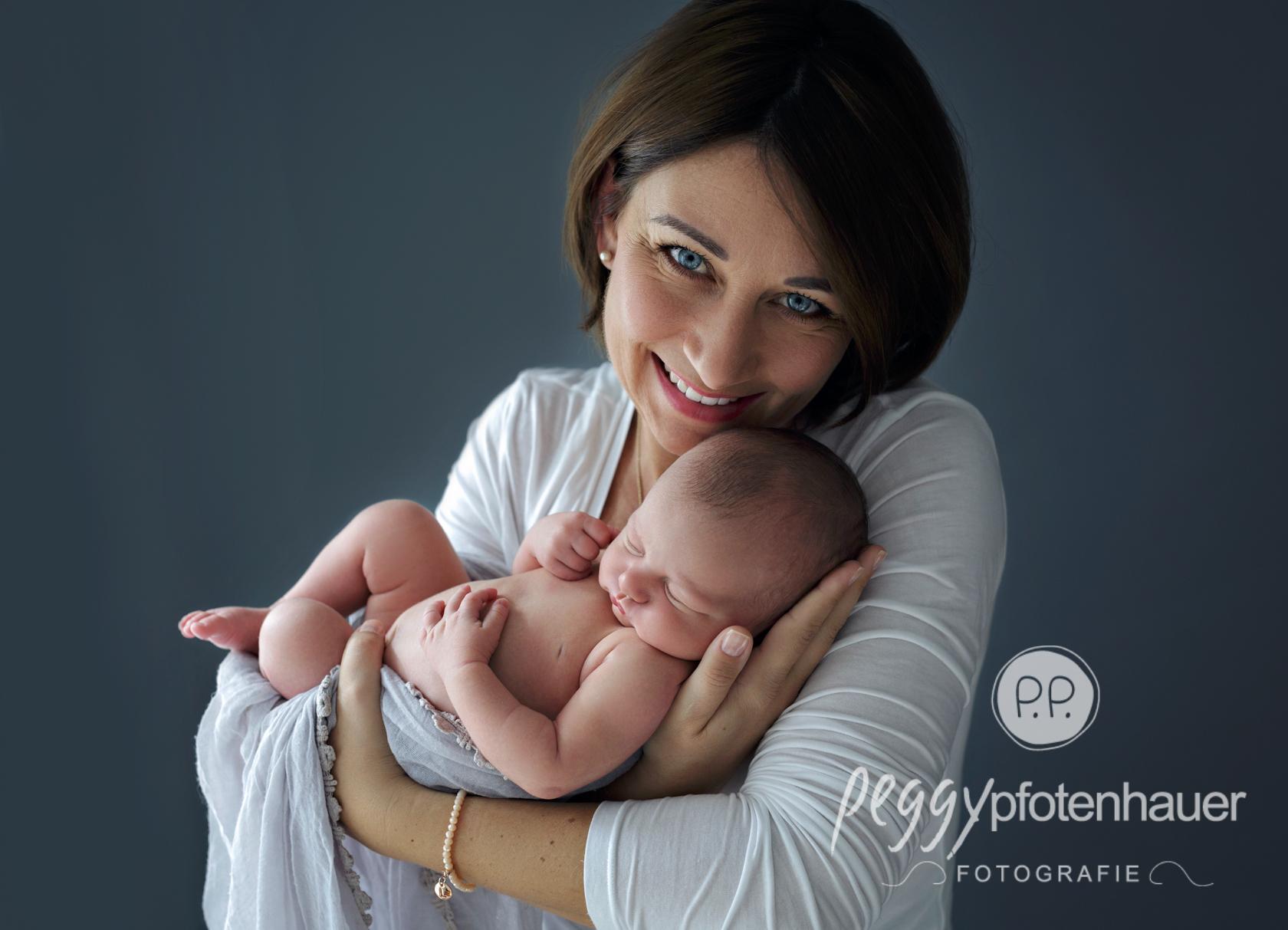 Mama Baby Fotos Peggy Pfotenhauer Fotografie