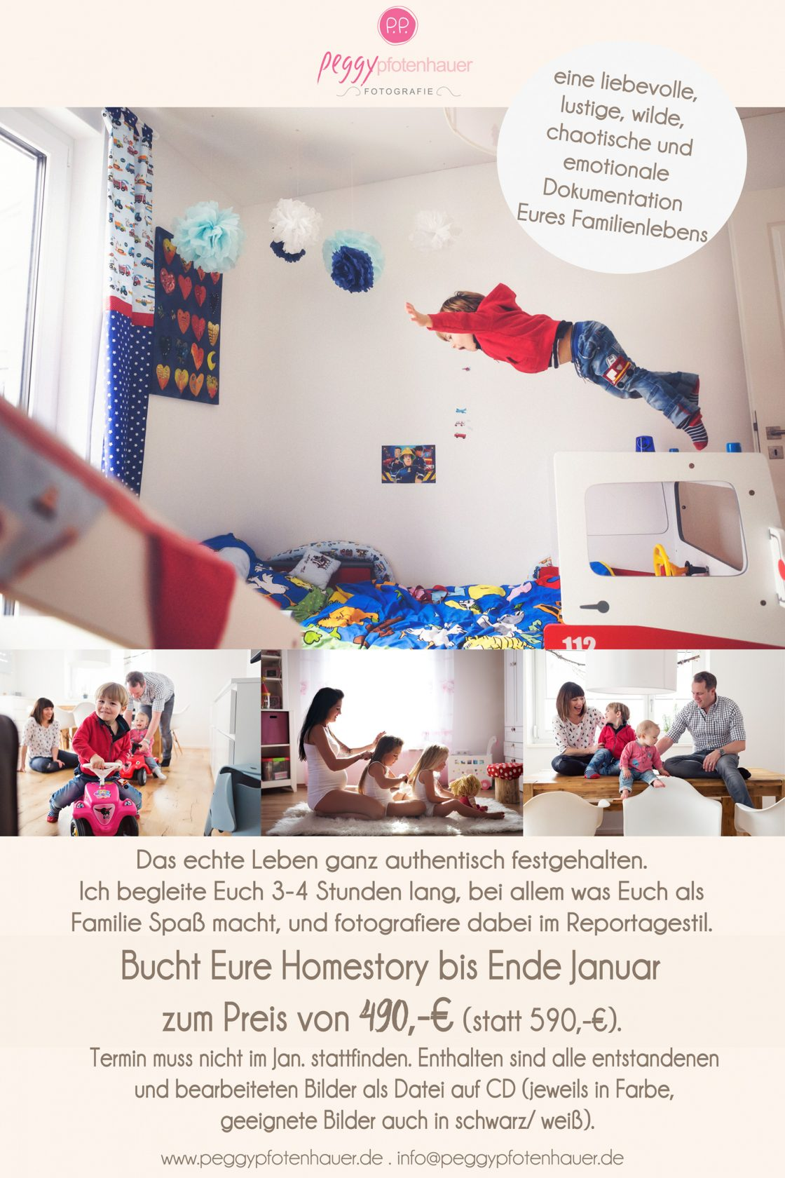 Familienreportage Oberfranken