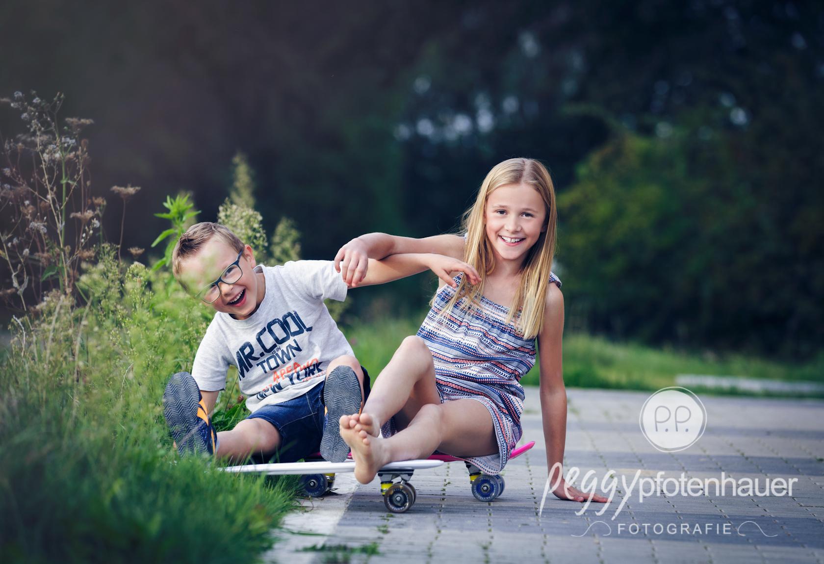 Kinderfotoshooting Bayern