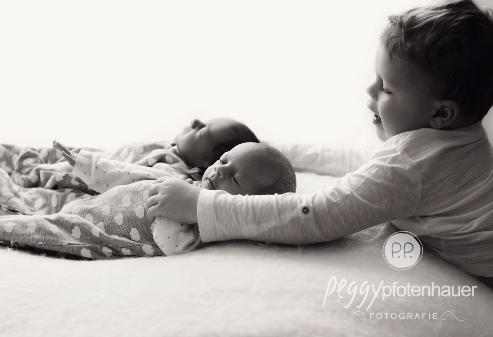 newborn twins Kronach