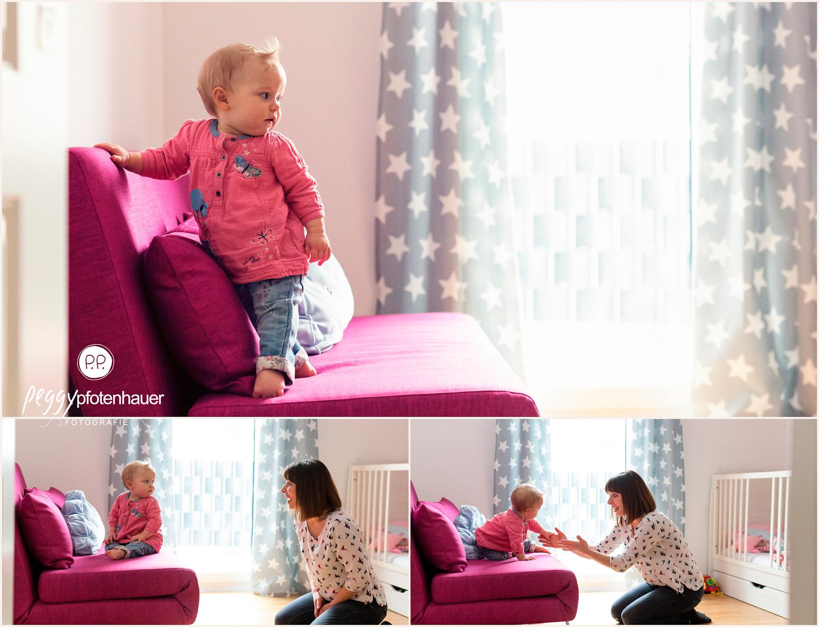 authentische Kinderbilder zu Hause Peggy Pfotenhauer Fotografie