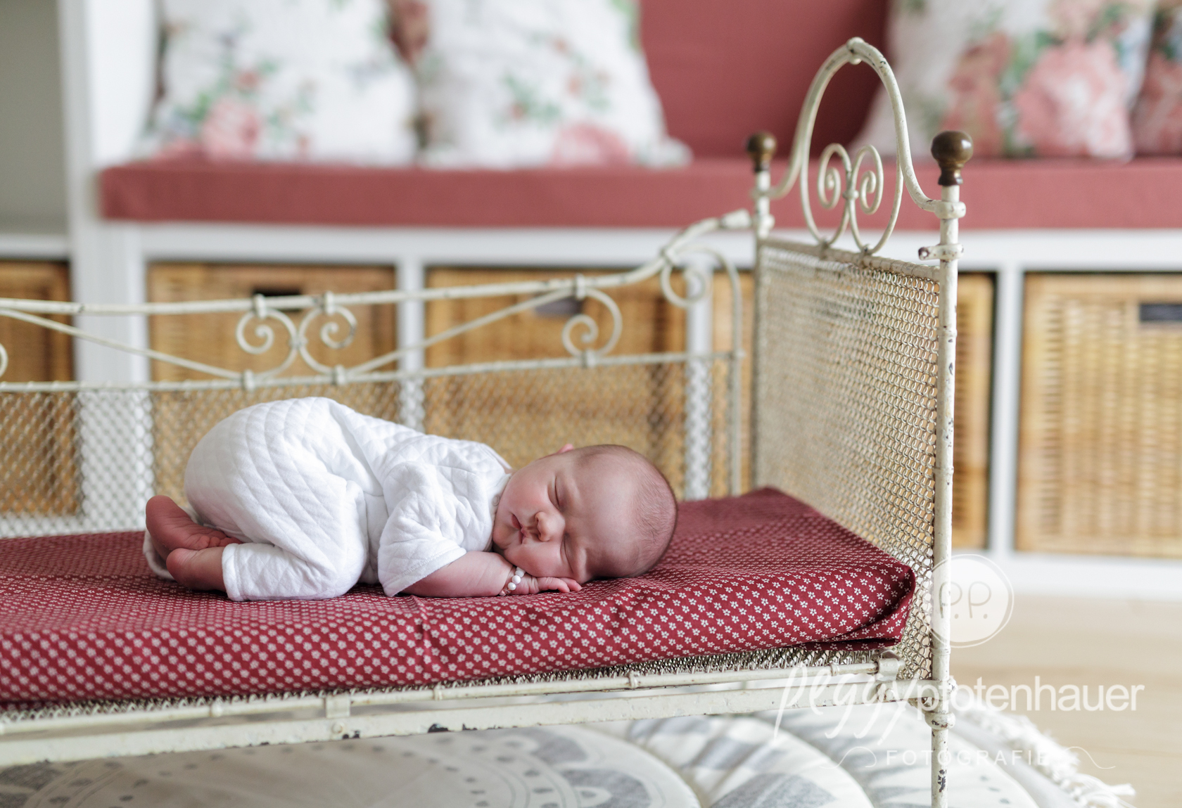 Babybilder im eigenen Haus Bamberg