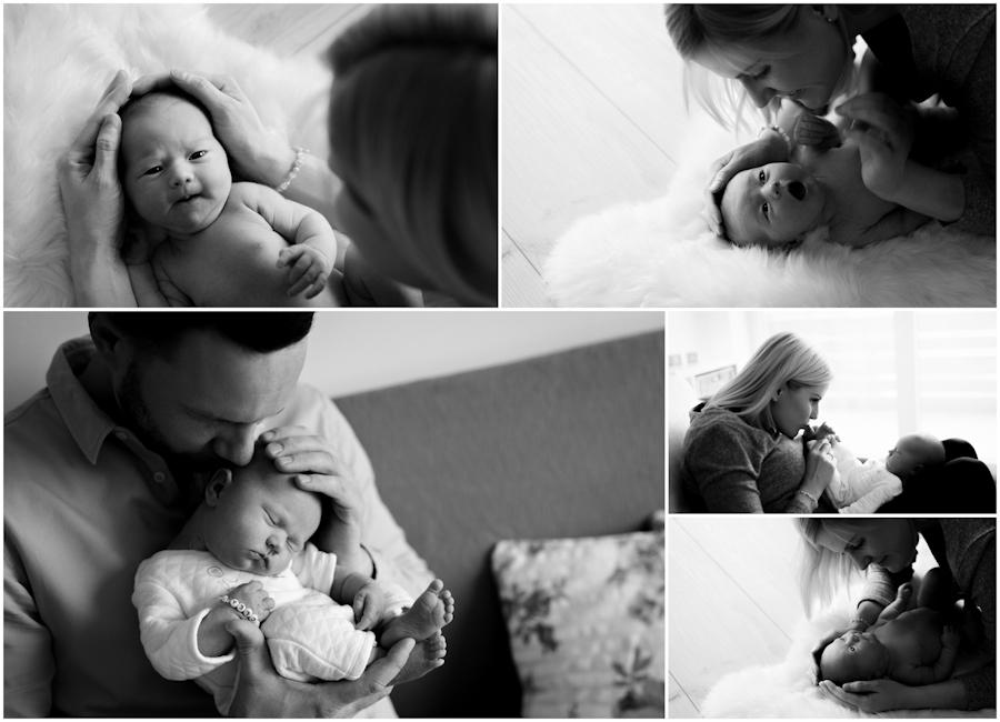 Neugeborenenbilder zu Hause Bayreuth