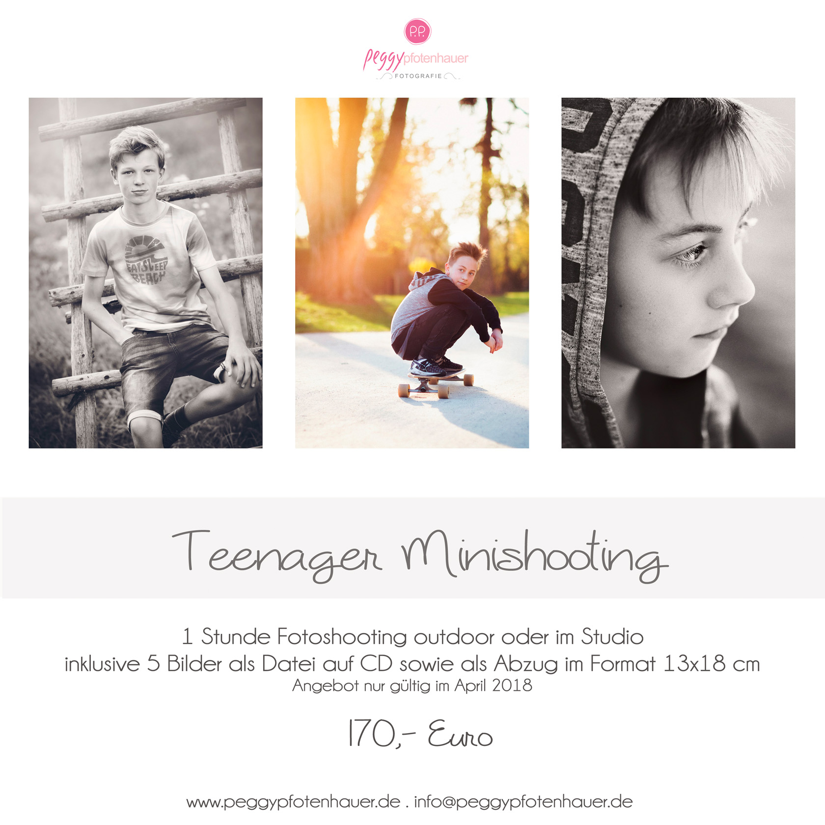 Teenphotos, Teenager Fotografie