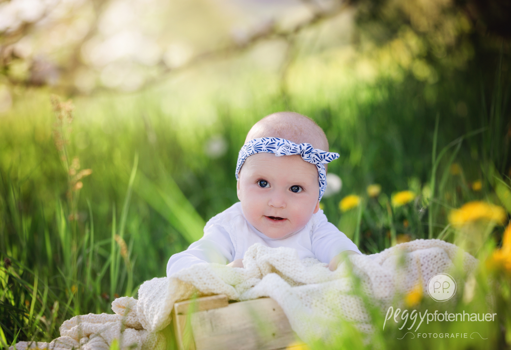 Babybilder outdoor