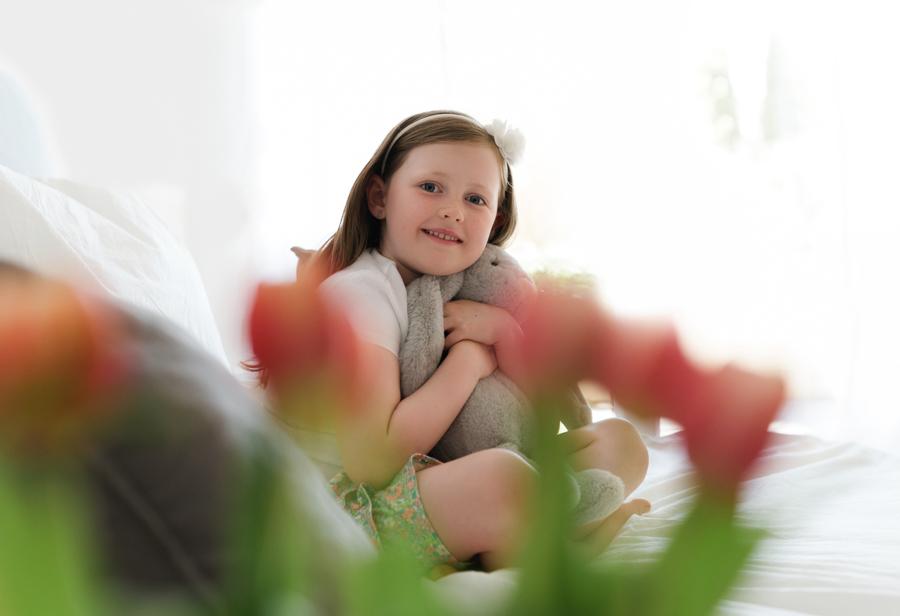 Kinderfotografie im Fotostudio