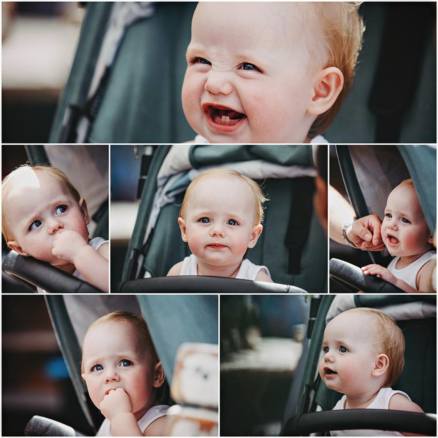 ungestellte Babybilder Oberfranken