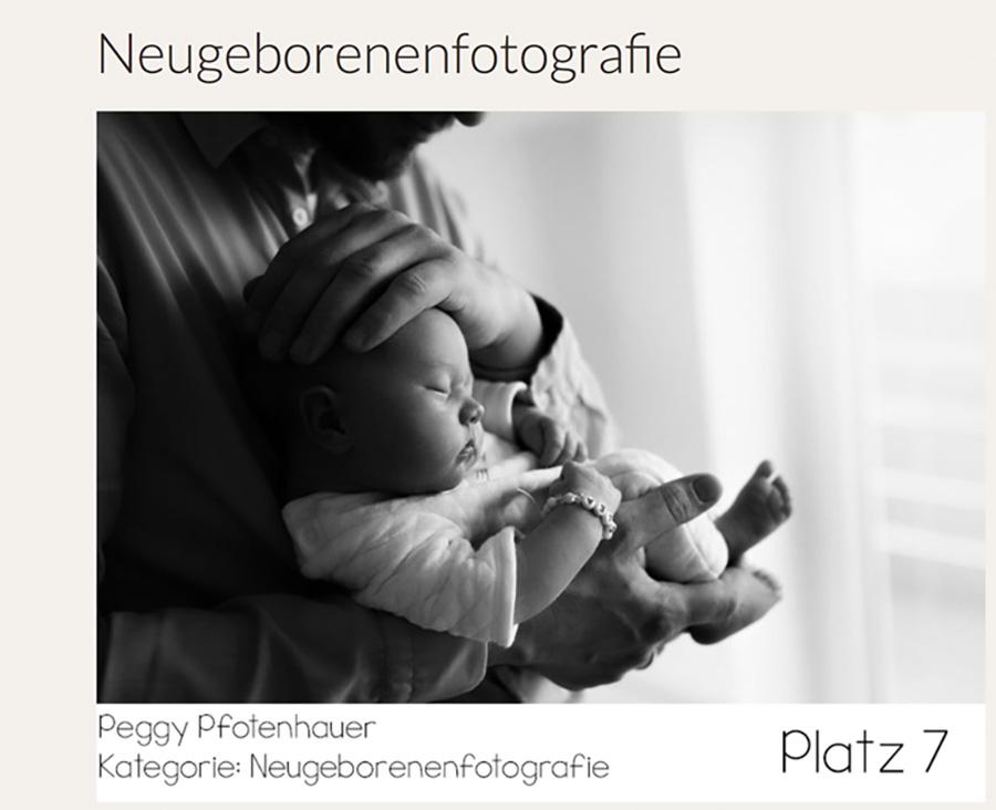newborn Peggy Pfotenhauer