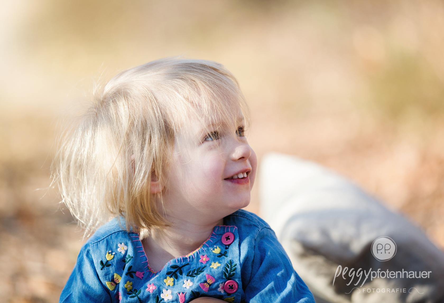 Kinderportraits im Herbst