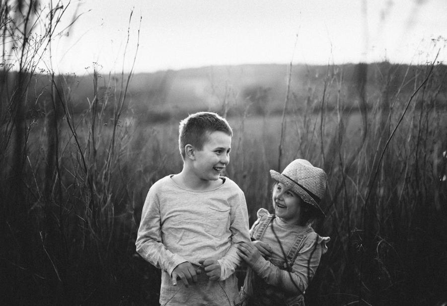 Kinder natürlich fotografieren