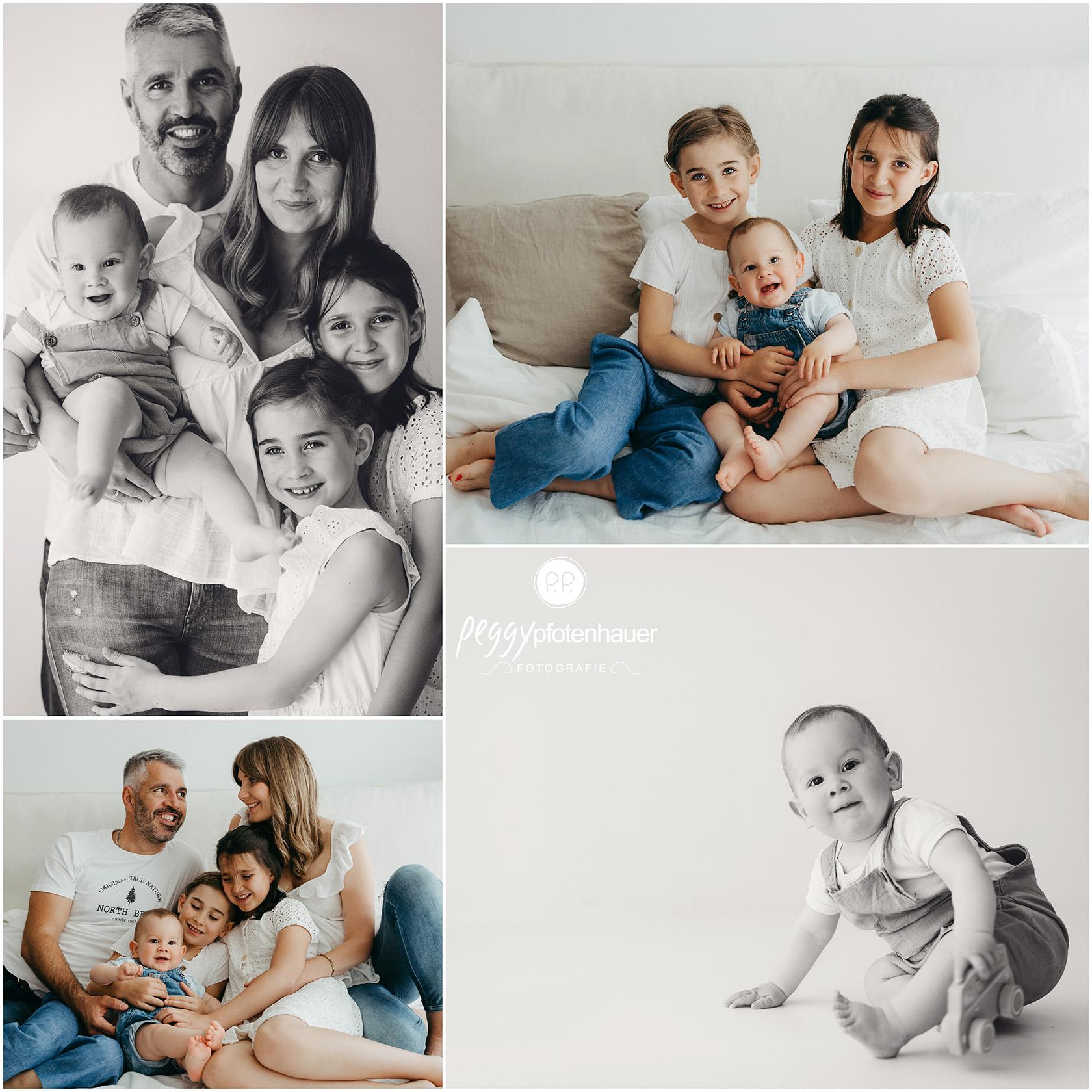 echte Familienbilder