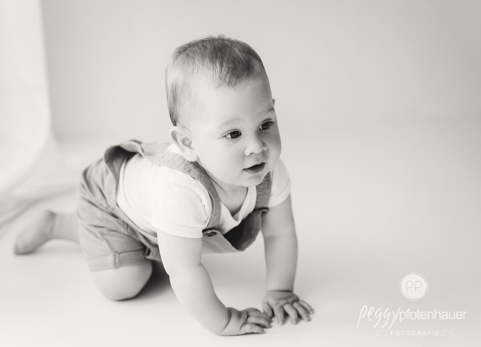 Babybilder 9 Monate