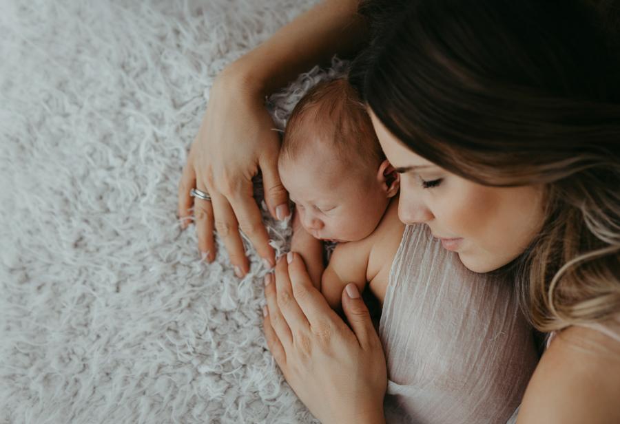 Neugeborenenphotos