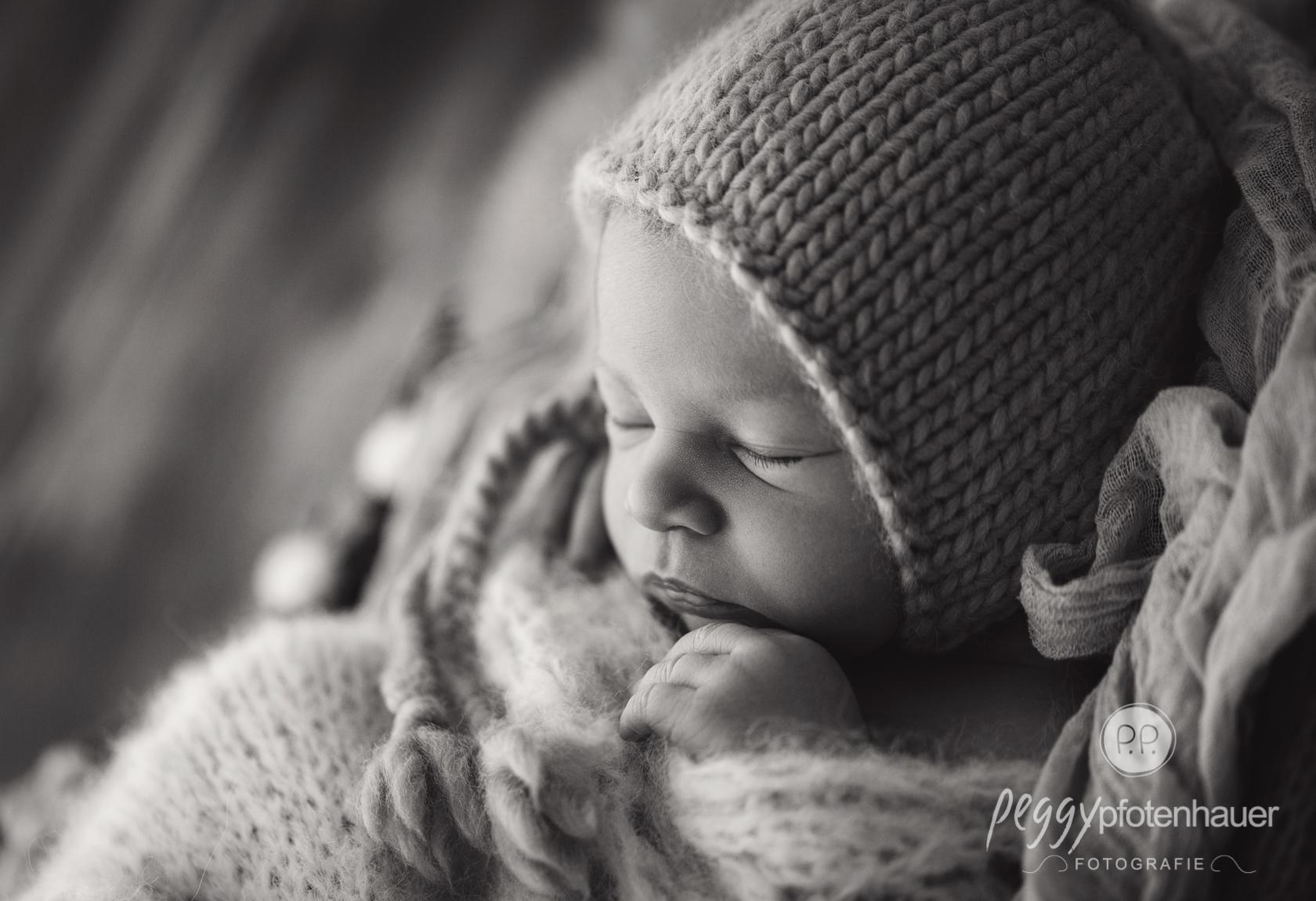 zuckersüße Babyfotos