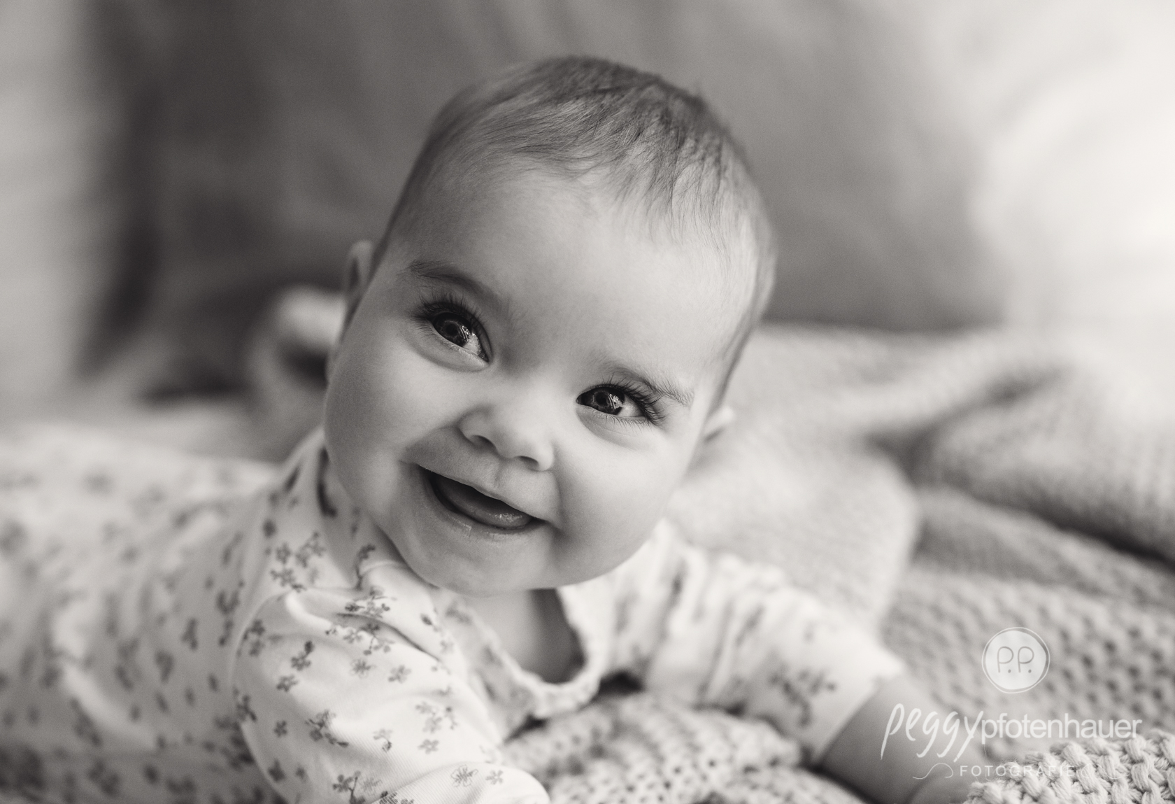 Babyfotografie im Fotostudio
