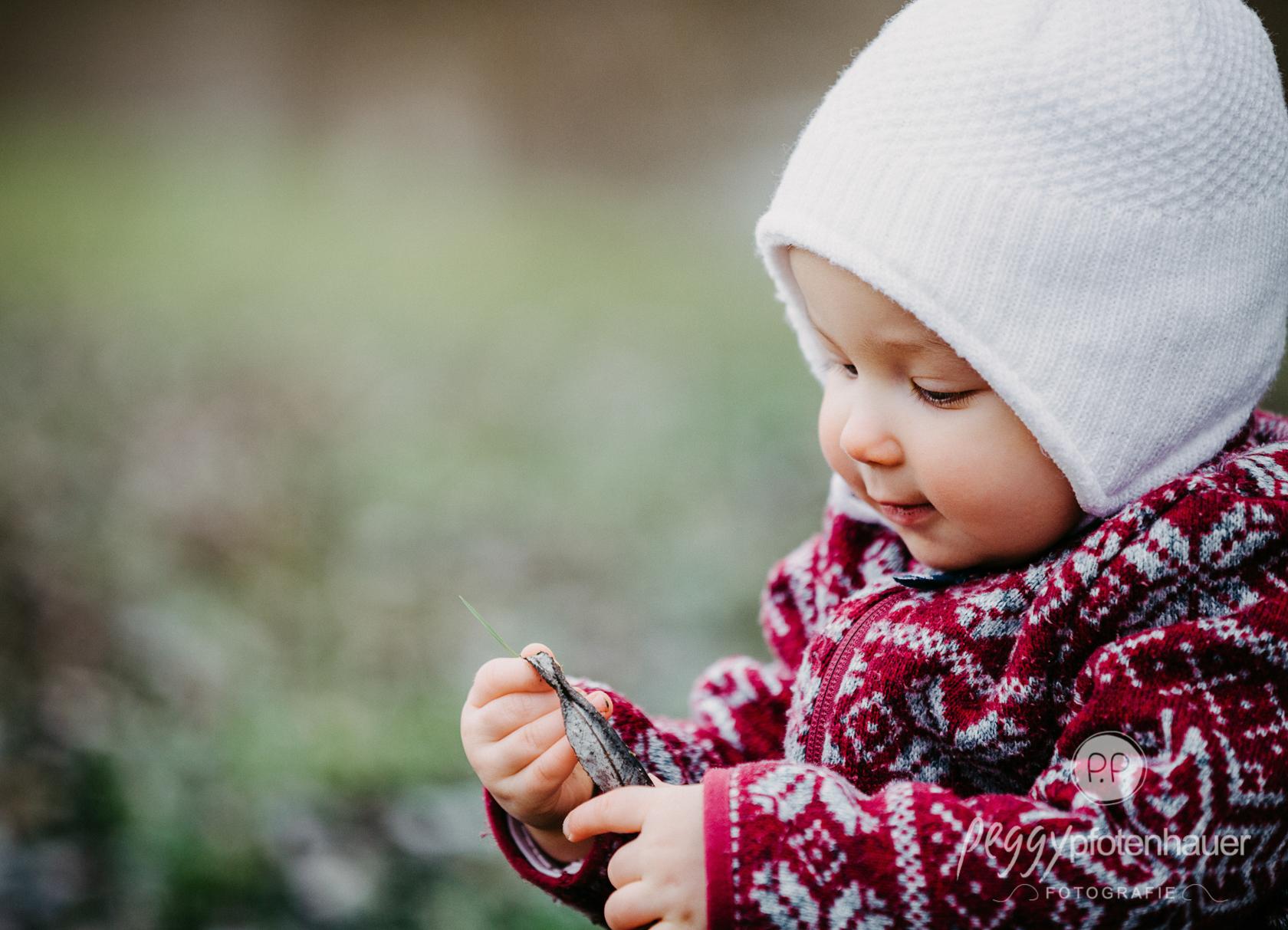 Babyfotos outdoor Würzburg