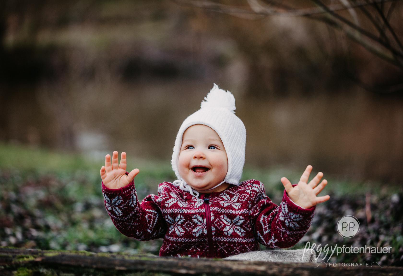 zeitlose Babyfotos