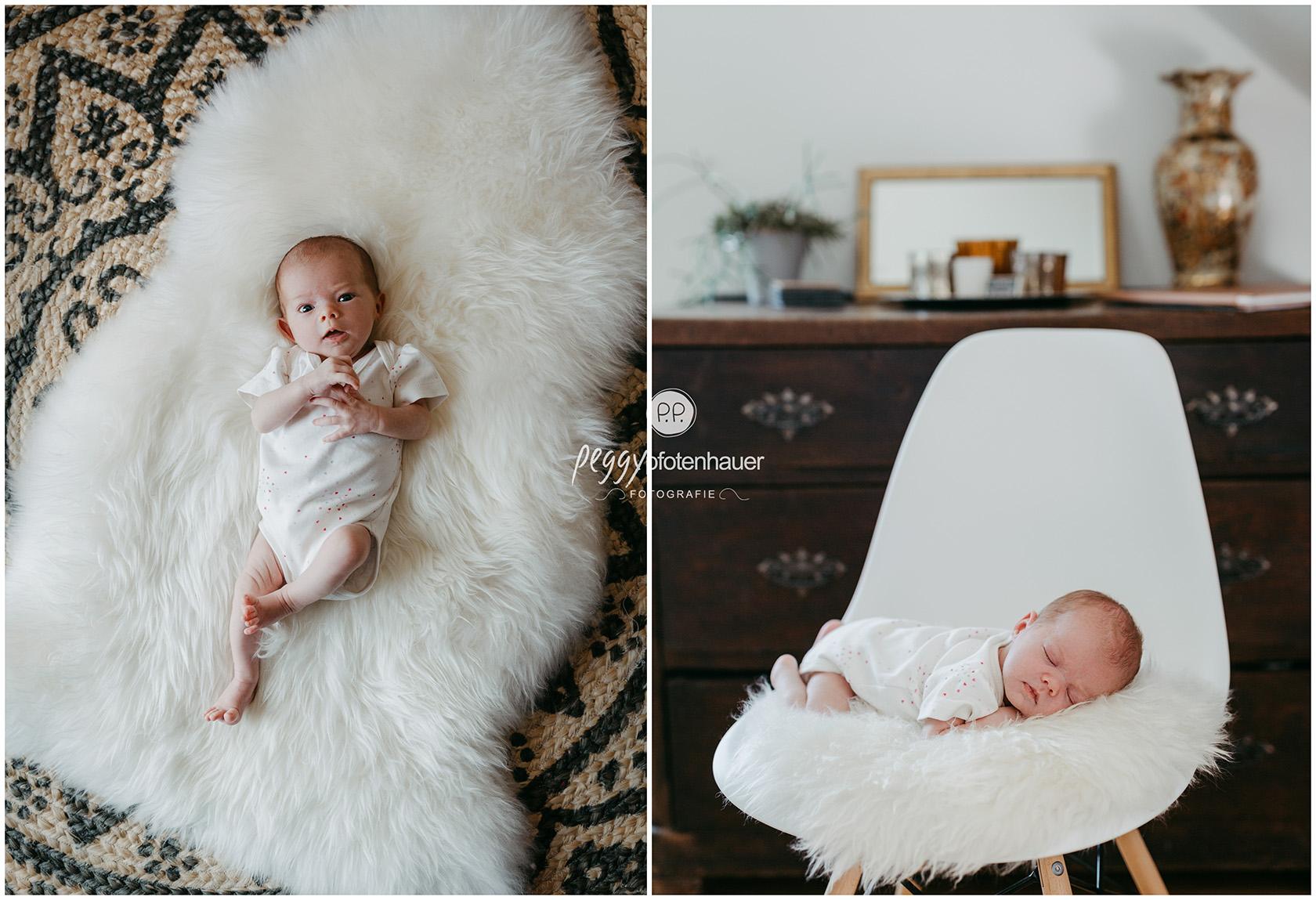 individuelle Neugeborenenfotos