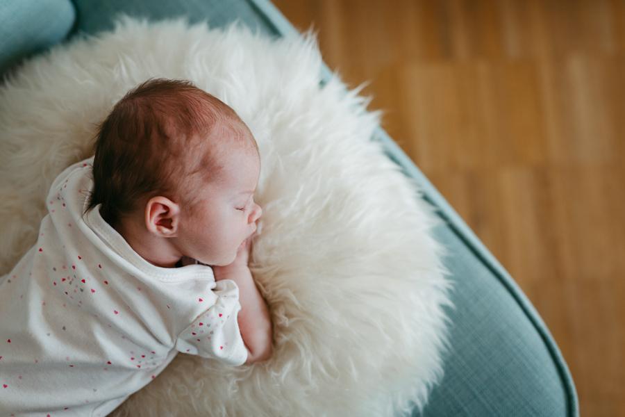 natürliche Babyphotos