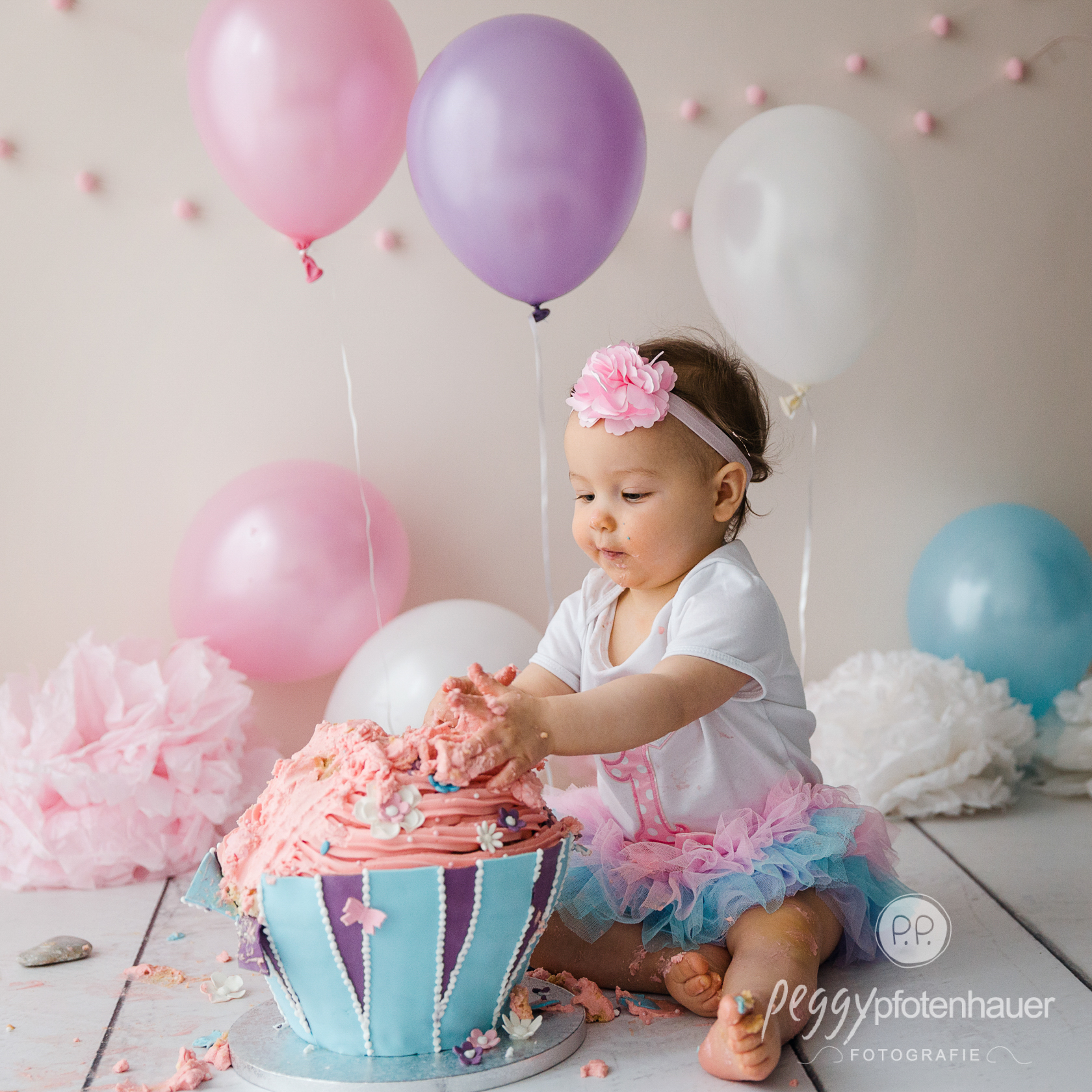 Cake Smash Fotostudio