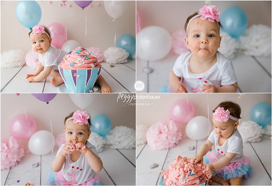 Cake Smash Bilder Mädchen