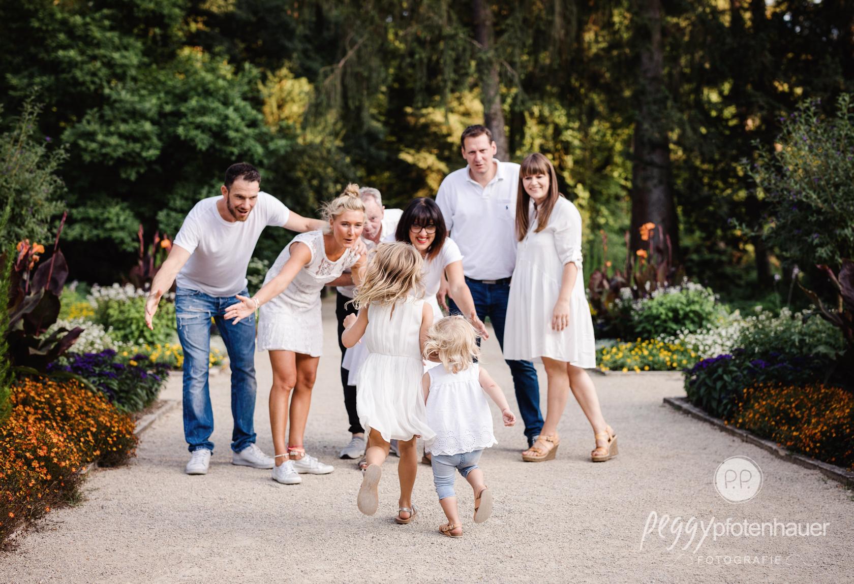 Großfamilien Fotoshootings