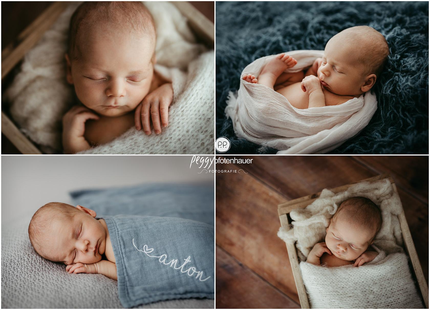Familienfotos mit newborn Erlangen