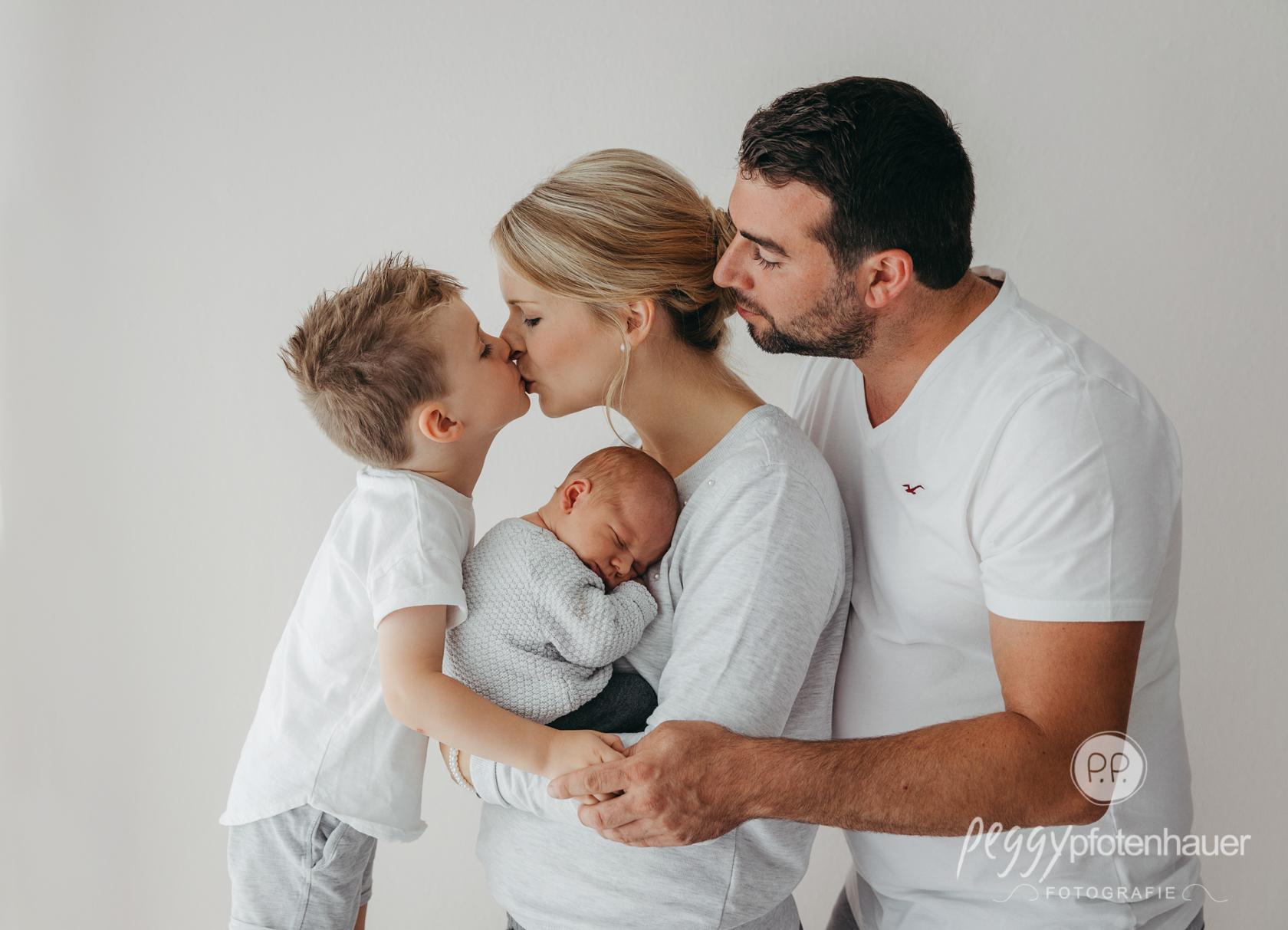 individuelle newborn Fotos