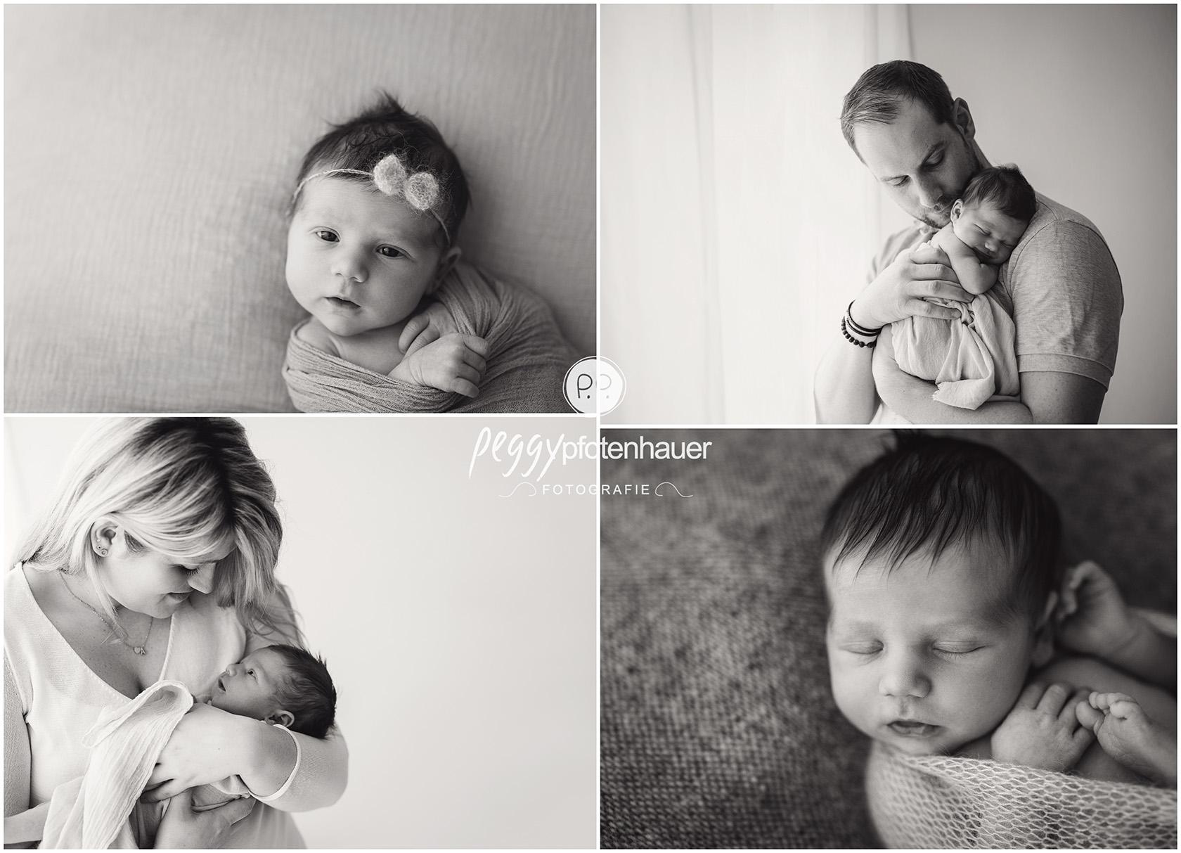 authentische Babybilder