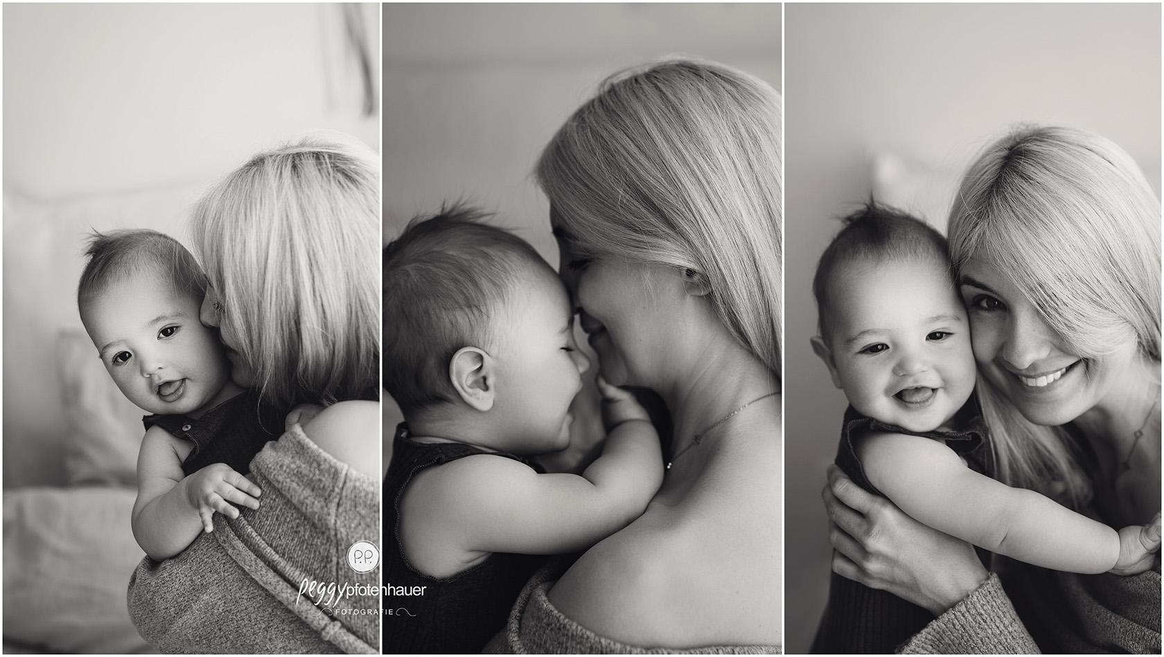 Babyfotografie 6 Monate