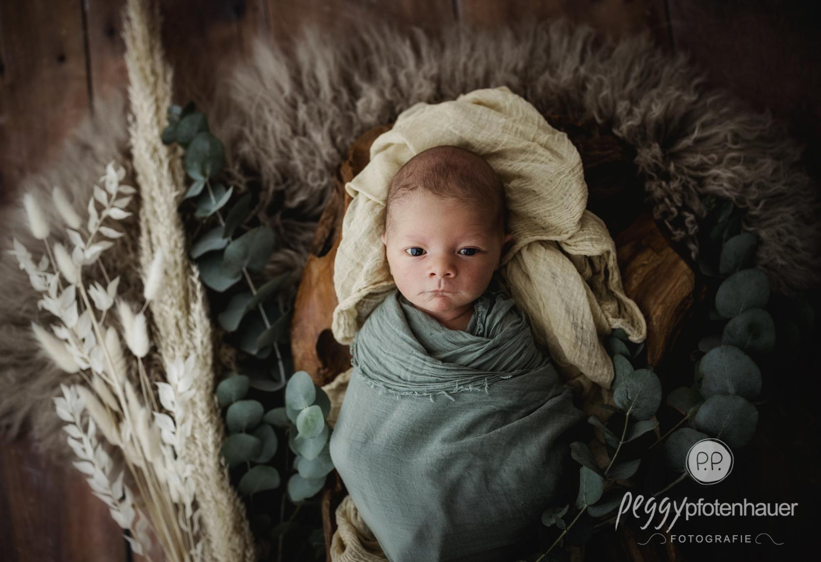 individuelle Neugeborenenbilder