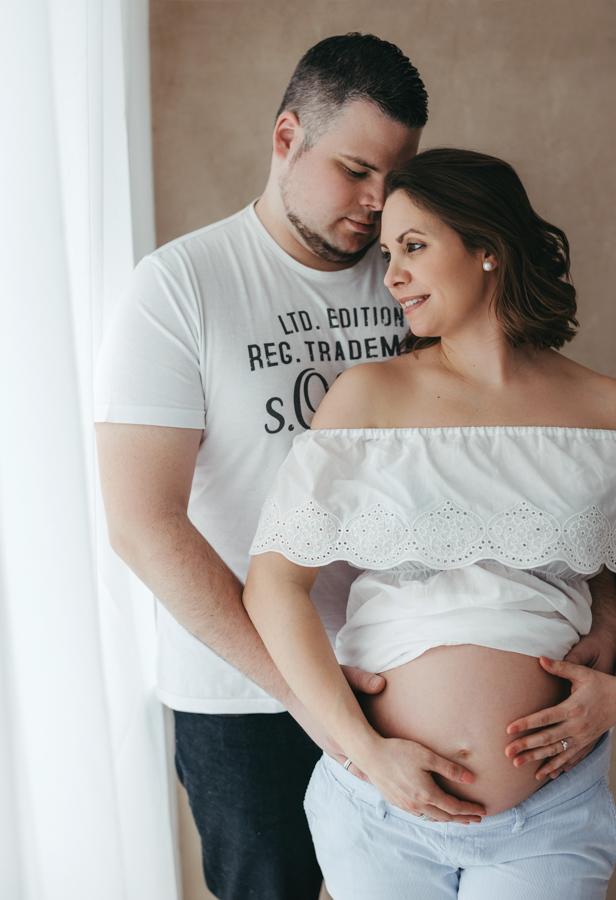 professionelle Schwangerschaftsfotos
