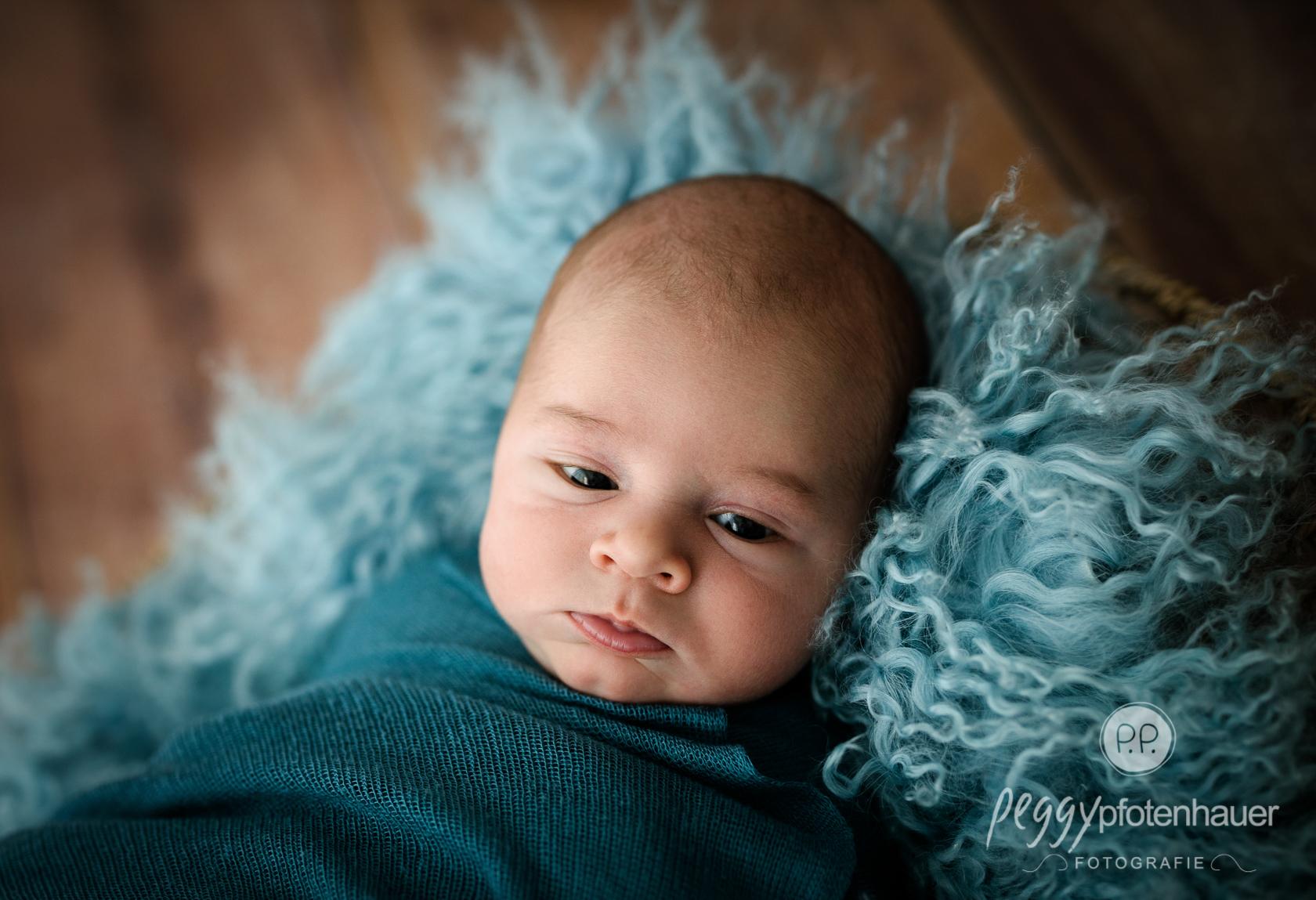 zeitlose Babyphotos